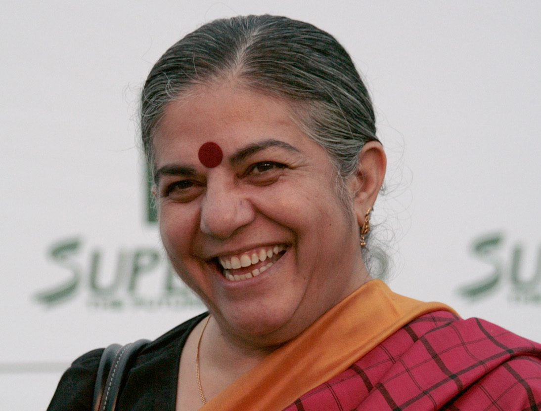 Getting Fired Up by Vandana Shiva